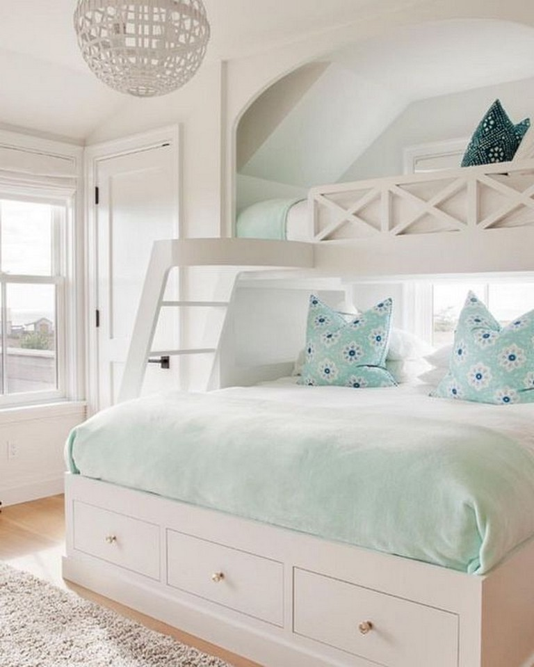 20 Marvelous Fun Coastal Bedroom Ideas Kids