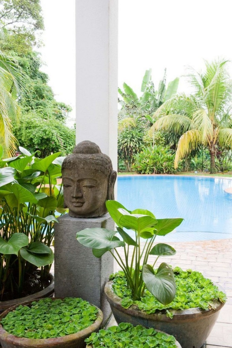 42 Awesome Buddha Garden Ideas To Ad Sacredness Of Your Home Environment