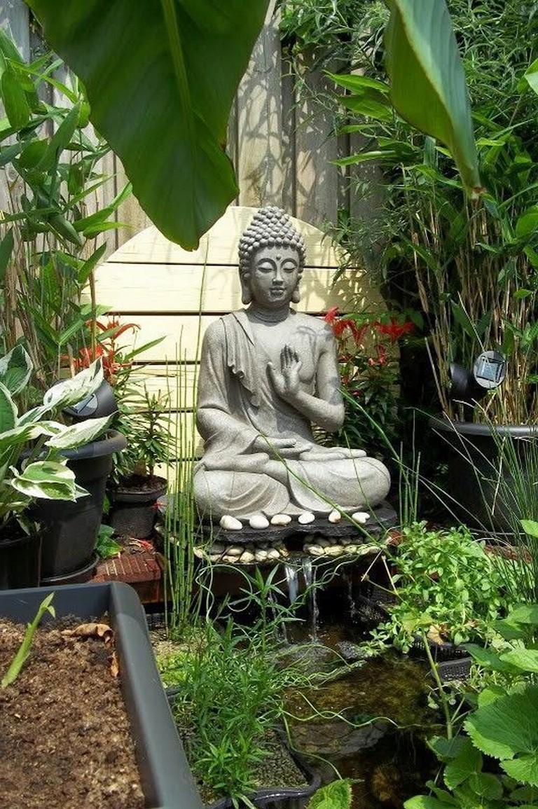 42 Awesome Buddha Garden Ideas To Ad Sacredness Of Your Home Environment Page 4 Of 44