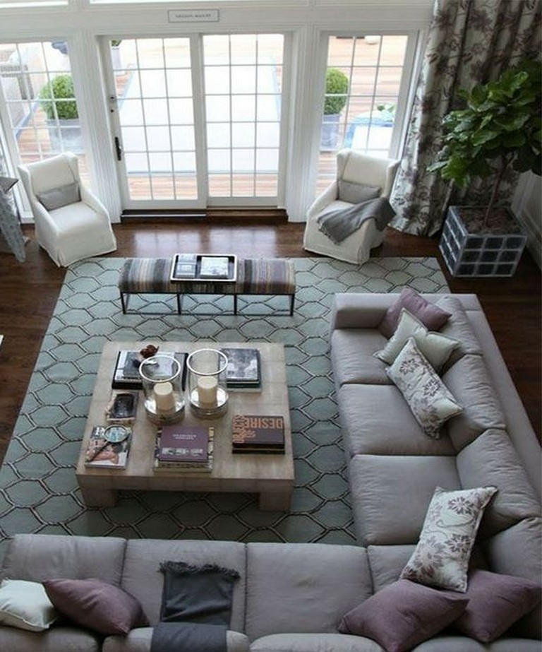 38 Fabulous Large Living Room Decorating Ideas