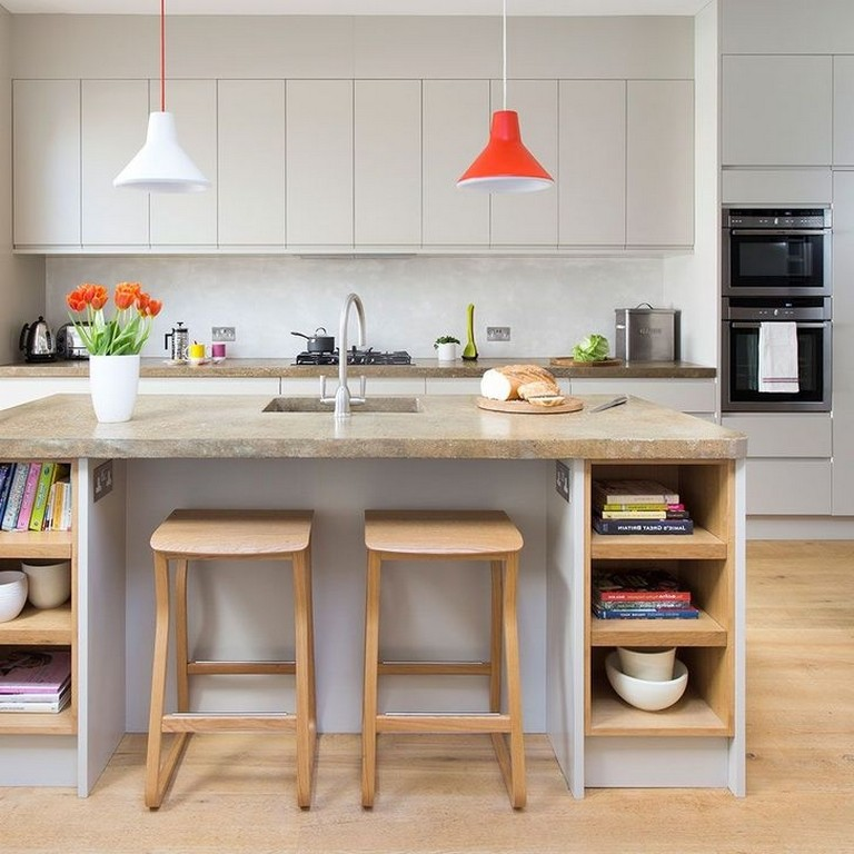 48 Elegant Kitchen Island Design Ideas You Have To Know Page 44 Of 48